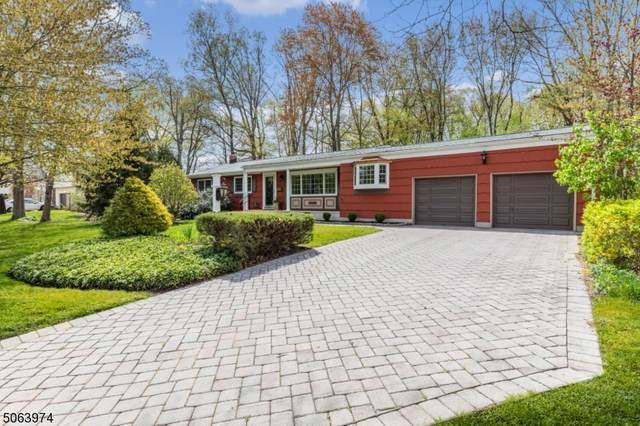 15 Buckingham Rd, Parsippany-Troy Hills Twp., NJ 07034 (MLS #3707276) :: The Sue Adler Team