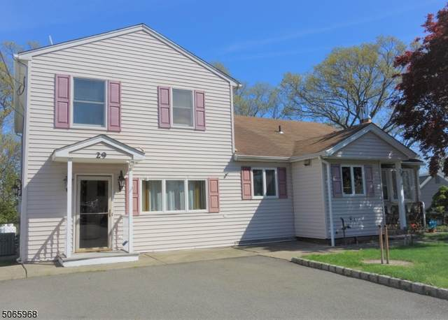 29 Hillview Ter, Denville Twp., NJ 07834 (MLS #3707568) :: RE/MAX Select