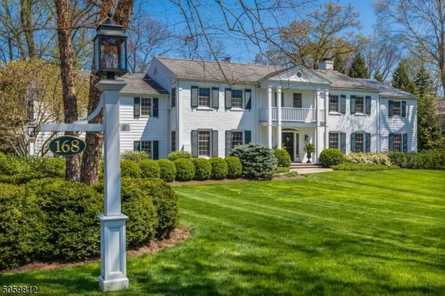 168 Highland Ave, Millburn Twp., NJ 07078 (MLS #3708031) :: RE/MAX Platinum