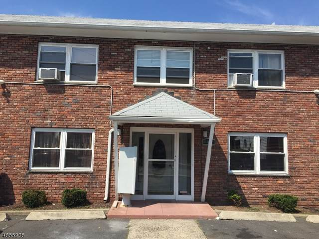 59 Brighton Avenue U14 #14, Belleville Twp., NJ 07109 (MLS #3708692) :: Corcoran Baer & McIntosh