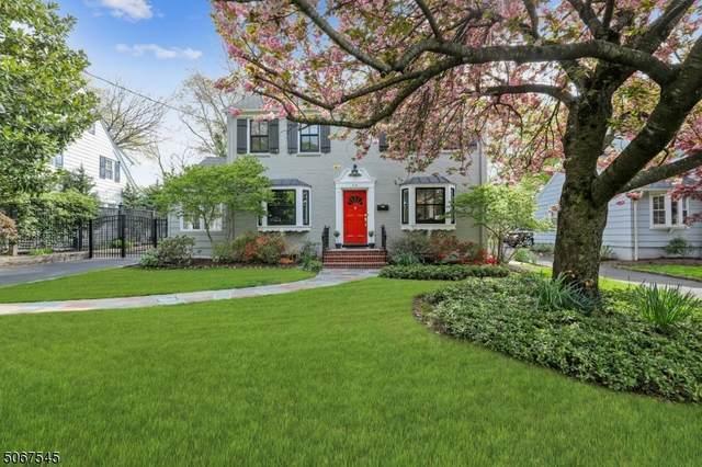 28 Campbell Road, Millburn Twp., NJ 07078 (MLS #3708722) :: Coldwell Banker Residential Brokerage