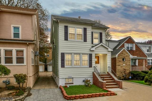 412 North 8th St #1, Fairview Boro, NJ 07022 (#3709004) :: Rowack Real Estate Team