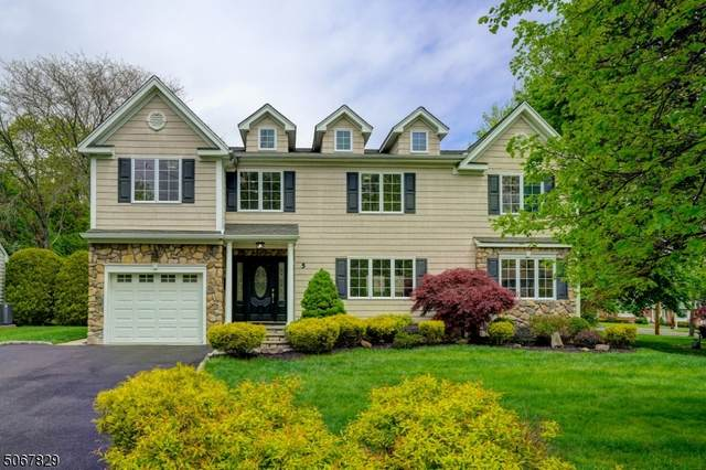 5 Crestwood Dr, Madison Boro, NJ 07940 (MLS #3709058) :: The Debbie Woerner Team
