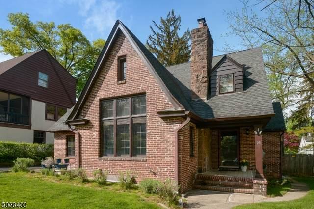 25 Clonavor Rd, West Orange Twp., NJ 07052 (MLS #3709797) :: Coldwell Banker Residential Brokerage