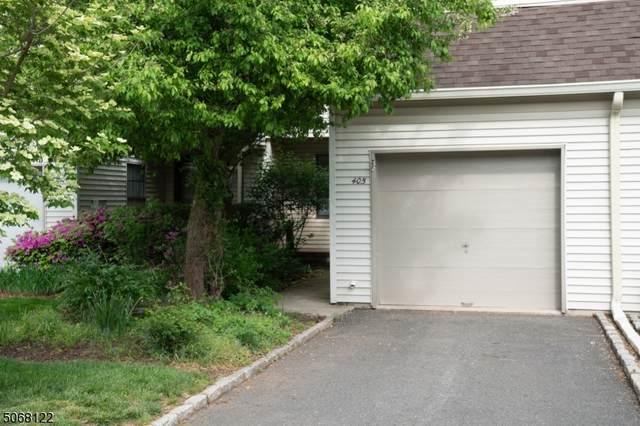 405 Hawthorne Court, Raritan Twp., NJ 08822 (MLS #3709810) :: RE/MAX Select