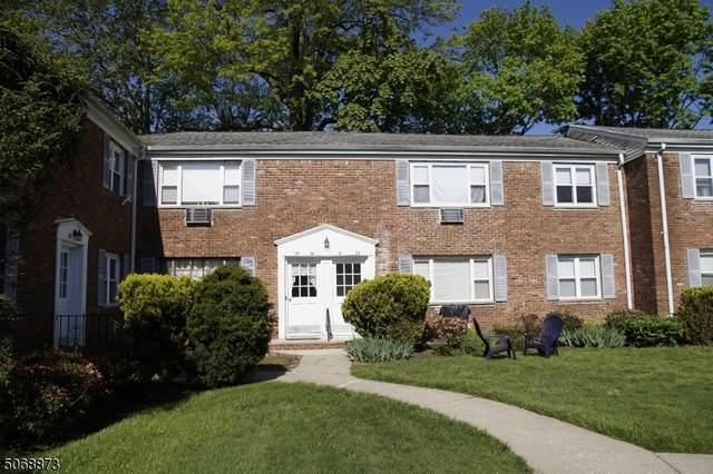 43 Conforti Ave 32 #32, West Orange Twp., NJ 07052 (MLS #3709869) :: The Sue Adler Team