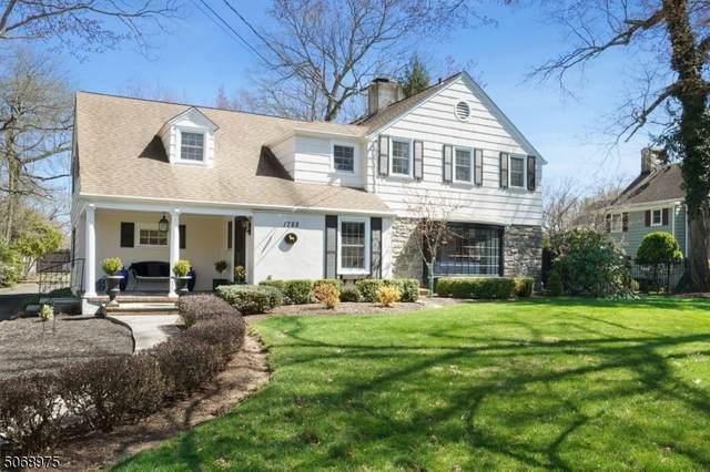 1788 Fernwood Ln, Plainfield City, NJ 07060 (MLS #3709983) :: RE/MAX Select