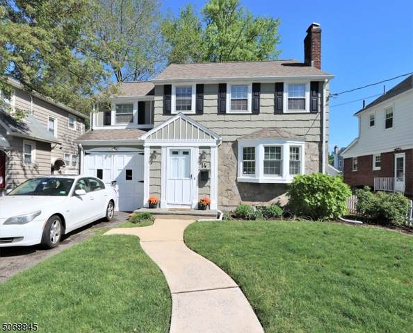 14 Ernst Ave, Bloomfield Twp., NJ 07003 (MLS #3710200) :: Pina Nazario