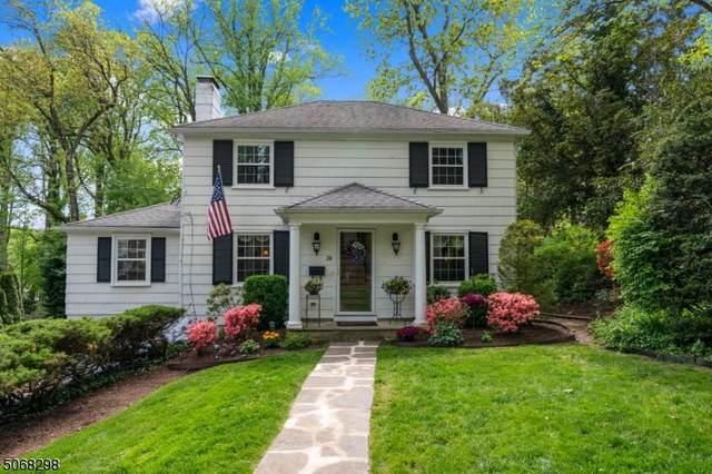 24 Overhill Rd, New Providence Boro, NJ 07901 (MLS #3710497) :: SR Real Estate Group
