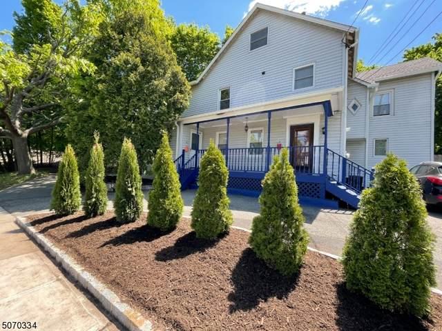 439 Valley Rd B, Montclair Twp., NJ 07043 (MLS #3711271) :: Zebaida Group at Keller Williams Realty