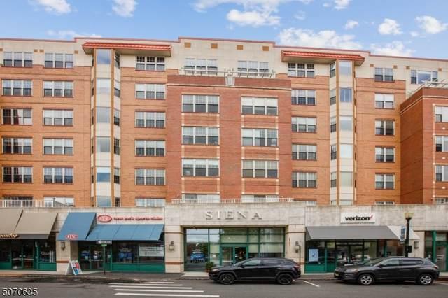 48 S Park St #700, Montclair Twp., NJ 07042 (MLS #3711945) :: Zebaida Group at Keller Williams Realty
