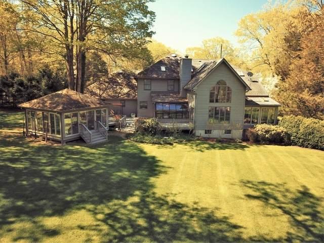 4 Alpine Drive, Knowlton Twp., NJ 07832 (MLS #3712000) :: Stonybrook Realty