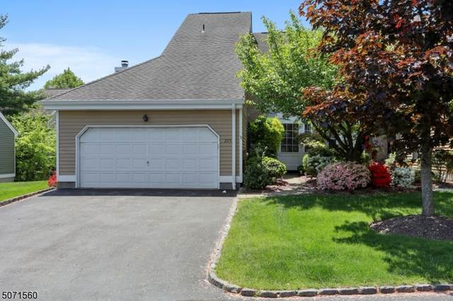 225 Crescenzi Ct #225, West Orange Twp., NJ 07052 (MLS #3712349) :: SR Real Estate Group