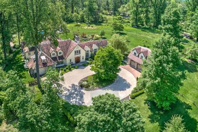 135 Lake Rd, Far Hills Boro, NJ 07931 (MLS #3712548) :: The Michele Klug Team | Keller Williams Towne Square Realty