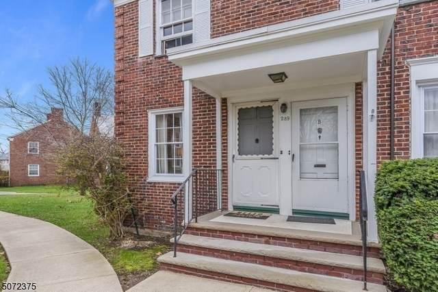 289 Elmwood Ave B, Maplewood Twp., NJ 07040 (MLS #3713022) :: The Sue Adler Team