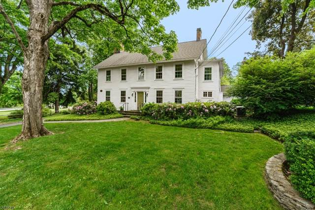59 Fairview Avenue, Madison Boro, NJ 07940 (MLS #3713637) :: Coldwell Banker Residential Brokerage