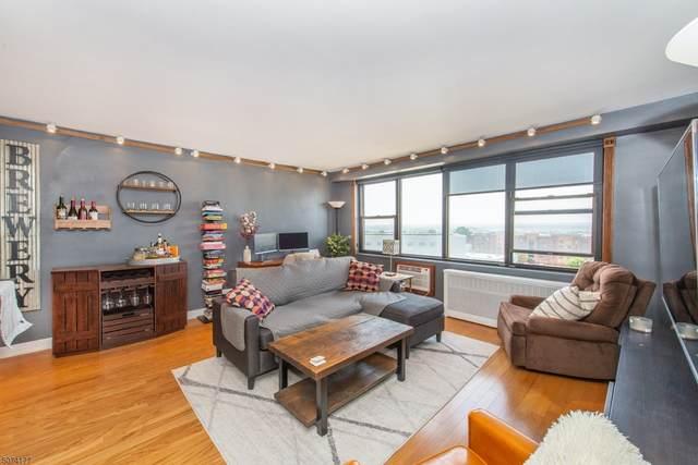 500 Central Avenue #913, Union City, NJ 07087 (MLS #3714721) :: REMAX Platinum