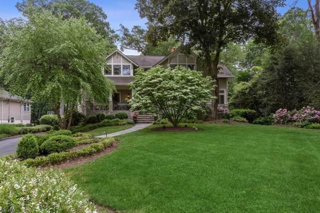 21 Dale Dr, Chatham Twp., NJ 07928 (MLS #3715881) :: SR Real Estate Group