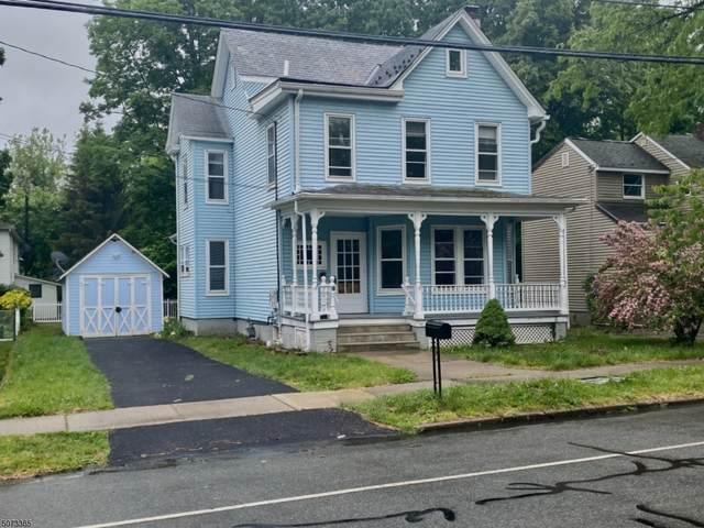 20 Broad St, Branchville Boro, NJ 07826 (MLS #3716112) :: Zebaida Group at Keller Williams Realty