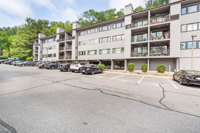 41 Mount Kemble Ave #405, Morristown Town, NJ 07960 (MLS #3716616) :: Coldwell Banker Residential Brokerage