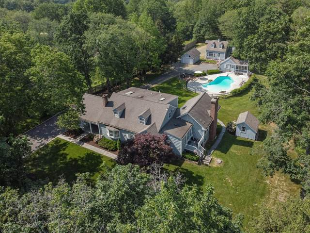 1524 Valley Rd, Long Hill Twp., NJ 07946 (MLS #3717644) :: SR Real Estate Group