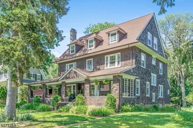 161 Meadowbrook Pl, South Orange Village Twp., NJ 07079 (MLS #3717820) :: SR Real Estate Group
