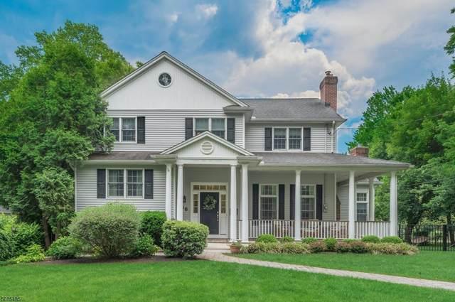66 Oakwood Dr, New Providence Boro, NJ 07974 (MLS #3718251) :: The Dekanski Home Selling Team