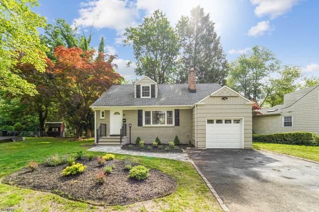 18 Lyons Pl, Springfield Twp., NJ 07081 (MLS #3718313) :: The Dekanski Home Selling Team