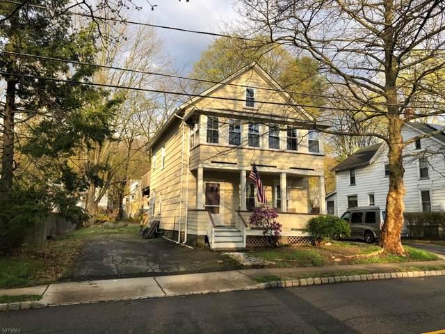125 Main St, Stanhope Boro, NJ 07874 (MLS #3719090) :: Gold Standard Realty