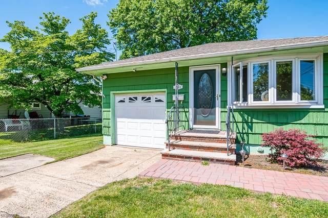 1548 Lenox Pl, Rahway City, NJ 07065 (MLS #3719102) :: The Dekanski Home Selling Team