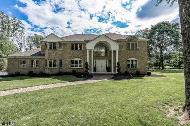 22 Blue Cliff Dr, Clinton Twp., NJ 08833 (MLS #3719856) :: Team Braconi | Christie's International Real Estate | Northern New Jersey