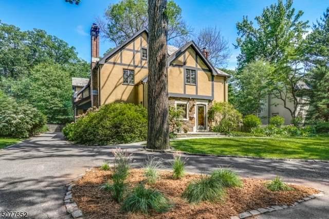 520 Grove Terrace, South Orange Village Twp., NJ 07079 (MLS #3719941) :: SR Real Estate Group
