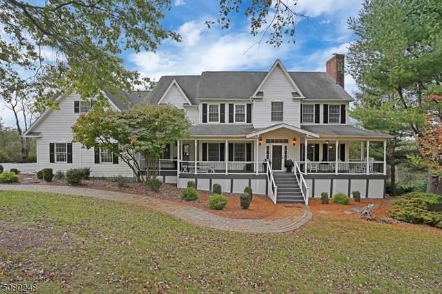 12 Blue Cliff Dr, Clinton Twp., NJ 08833 (MLS #3720005) :: Team Braconi | Christie's International Real Estate | Northern New Jersey