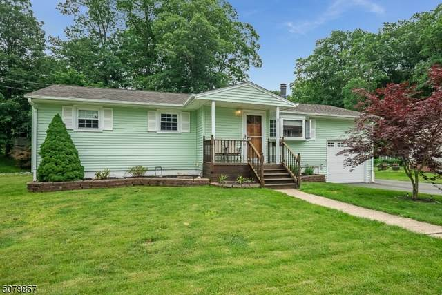 9 Grove Rd, Stanhope Boro, NJ 07874 (MLS #3720081) :: Gold Standard Realty