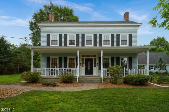 57 Wertsville Rd, Hillsborough Twp., NJ 08844 (MLS #3720100) :: The Karen W. Peters Group at Coldwell Banker Realty