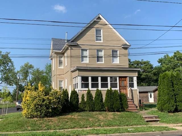 321 Berckman St, Plainfield City, NJ 07062 (MLS #3720193) :: Team Braconi | Christie's International Real Estate | Northern New Jersey
