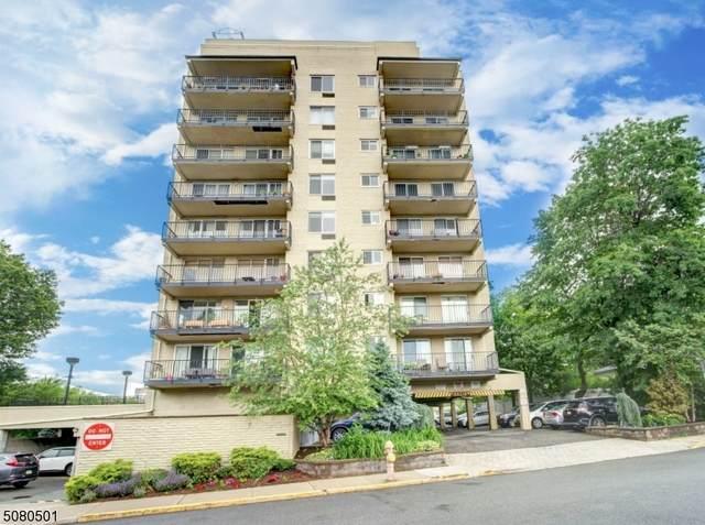 1 Wall St 6A, Fort Lee Boro, NJ 07024 (#3720226) :: Rowack Real Estate Team