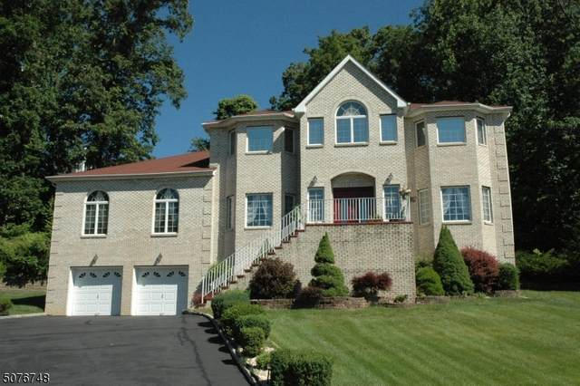 72 Gatheringhill Ct, Parsippany-Troy Hills Twp., NJ 07950 (MLS #3720324) :: Weichert Realtors