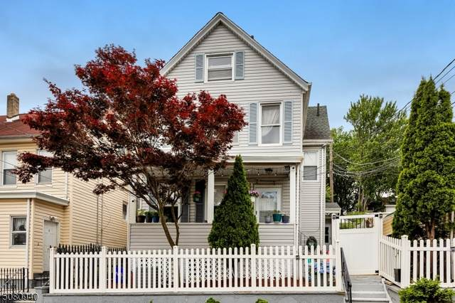 57 Prospect St, Passaic City, NJ 07055 (MLS #3720649) :: SR Real Estate Group