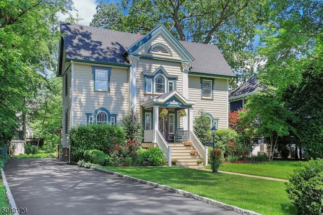 115 Forest Ave, Cranford Twp., NJ 07016 (MLS #3720822) :: Team Gio | RE/MAX