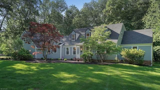 9 Thomas Jefferson Dr, Warren Twp., NJ 07059 (MLS #3721423) :: Team Francesco/Christie's International Real Estate