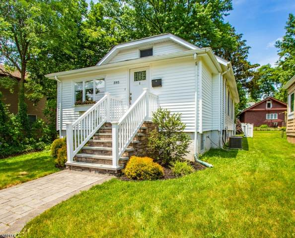 595 Bloomfield Ave, Nutley Twp., NJ 07110 (#3721928) :: Rowack Real Estate Team