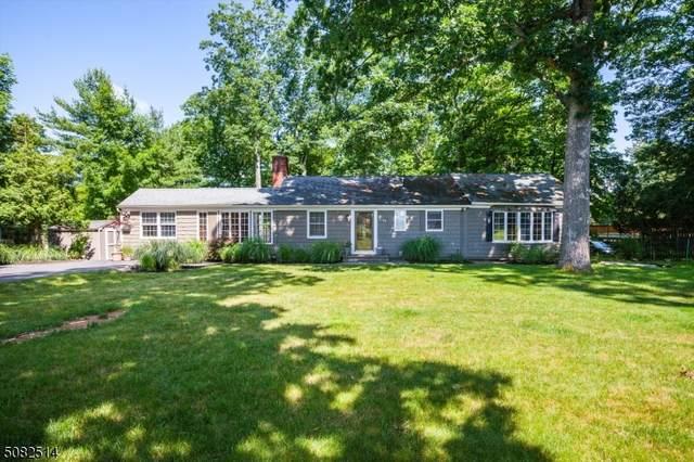 44 Hickory Trl, Sparta Twp., NJ 07871 (MLS #3722034) :: SR Real Estate Group