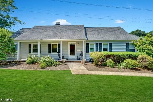 46 Robin Hood Lane, Chatham Twp., NJ 07928 (MLS #3723129) :: The Dekanski Home Selling Team