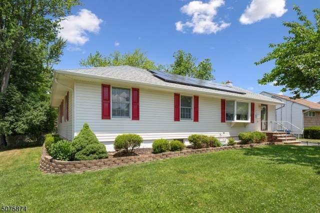 21 Blake Dr, Clark Twp., NJ 07066 (MLS #3723192) :: SR Real Estate Group