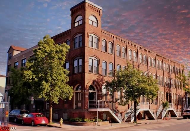54 Mcwhorter St - Unit 103 #103, Newark City, NJ 07105 (MLS #3723289) :: The Sikora Group
