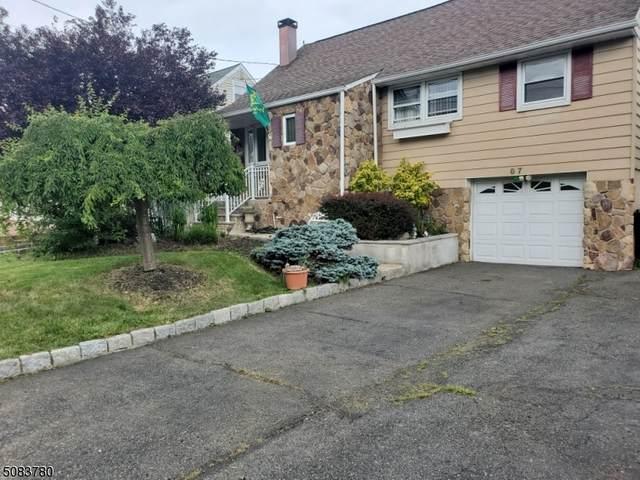 67 Federal St, Woodbridge Twp., NJ 08840 (MLS #3723311) :: Stonybrook Realty