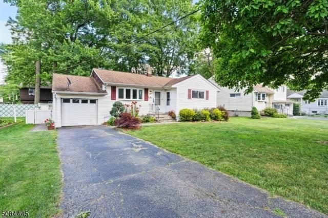 100 Harrison Rd, Parsippany-Troy Hills Twp., NJ 07054 (MLS #3724941) :: Coldwell Banker Residential Brokerage