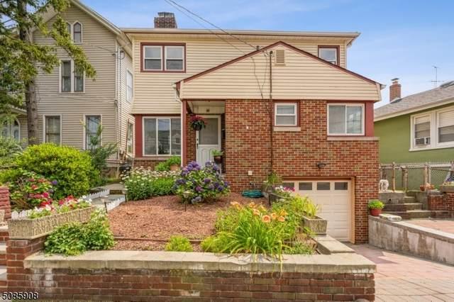54 Bay Ave, Bloomfield Twp., NJ 07003 (MLS #3725083) :: The Sikora Group
