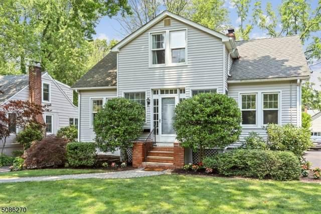 42 Inwood Rd, Chatham Boro, NJ 07928 (MLS #3725691) :: Stonybrook Realty